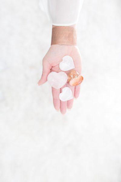 hand-crystals
